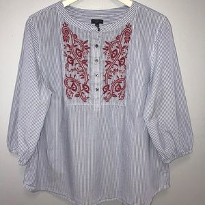 Adorable Talbots Top!
